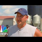 Farmers Speak Out On Trump's Handling Of Trade War | NBC News NOW