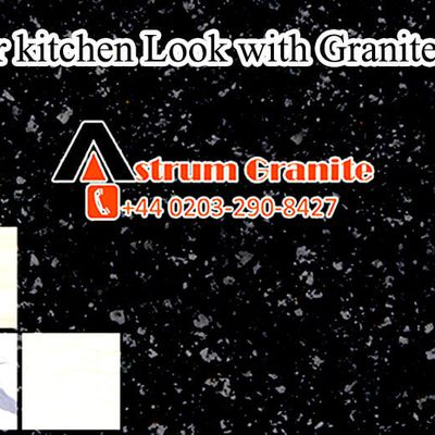 Decor Your Kitchen with a Grand and Discounted Granite Worktops - Astrum Granite