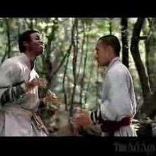 Fast hands à Shaolin