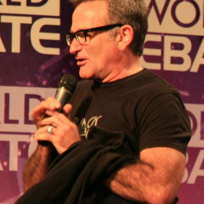 Robin Williams : biographie
