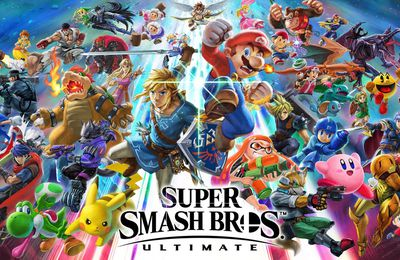 Super Smash Bros. Ultimate : Une vraie réussite