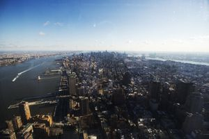 Culture: Vue à 360° du One World Trade Center !!