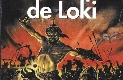 Le masque de Loki - Roger Zelazny et Thomas T. Thomas