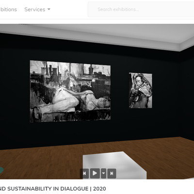 Art and Sustainability- Staiy Atelier and first visual exhibition 2020