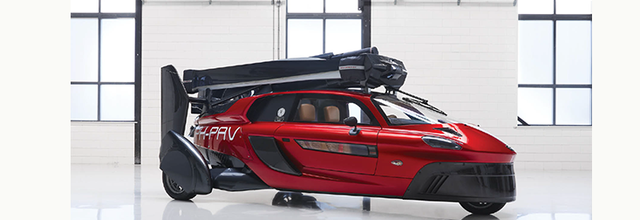 World's First Flying Car Production Model Makes Its Aviation Debut at Farnborough Airshow