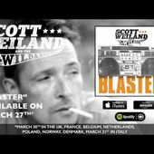 Scott Weiland And The Wildabouts 'White Lightning/Circles' - BLASTER OUT MARCH 27th