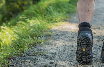 Des chaussures dédiées à la marche nordique