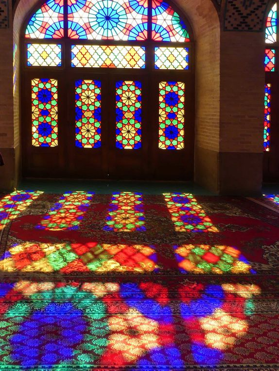 Iran, Isfahan, Persepolis, Chiraz, Queshm