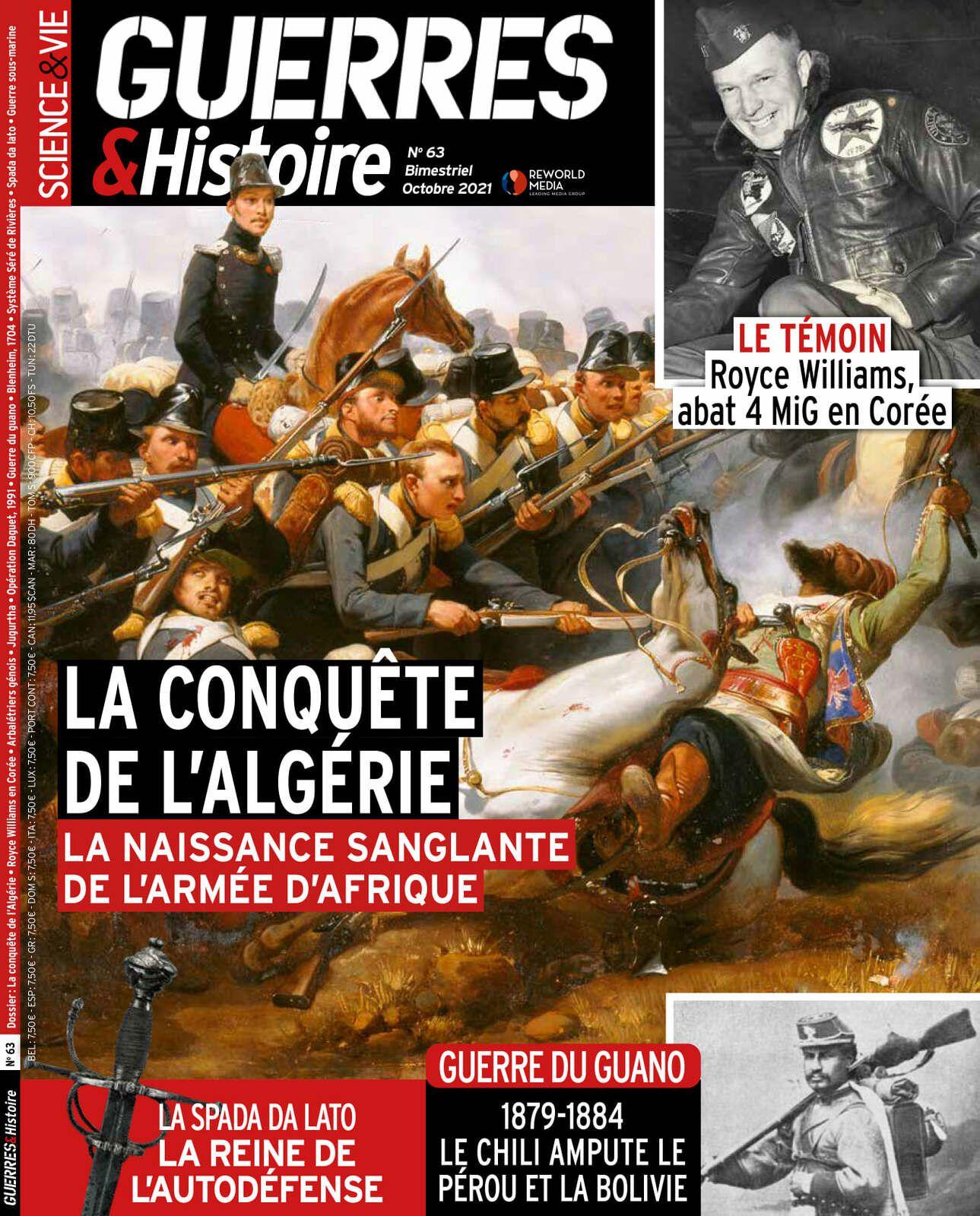 A la une de Guerres & Histoire n°63