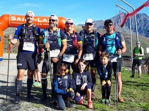 Grand Raid Pyrénées - France triathlon L - 70.3 Vichy