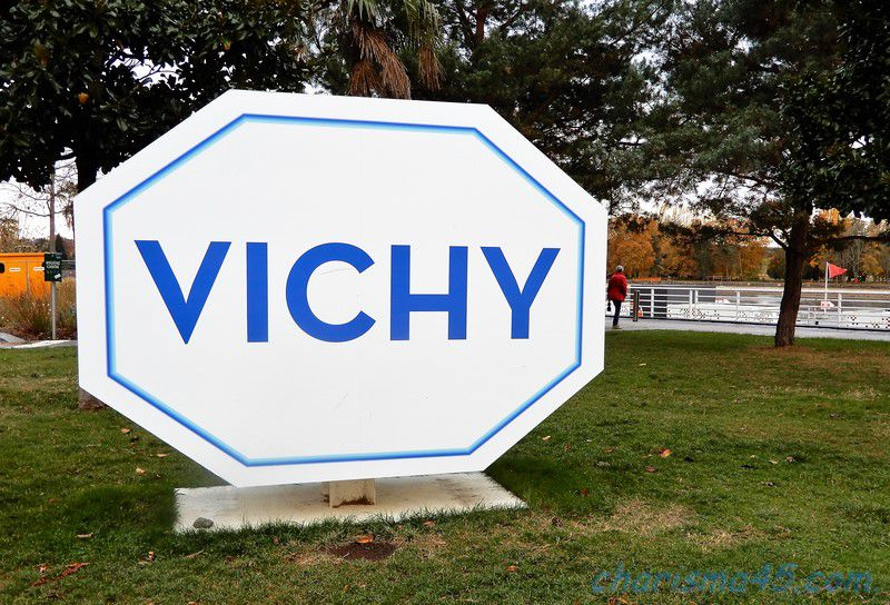 Week-end à Vichy (Voyages en camping-car)