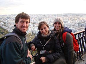 Tour Eiffel - Jorge & Noelia