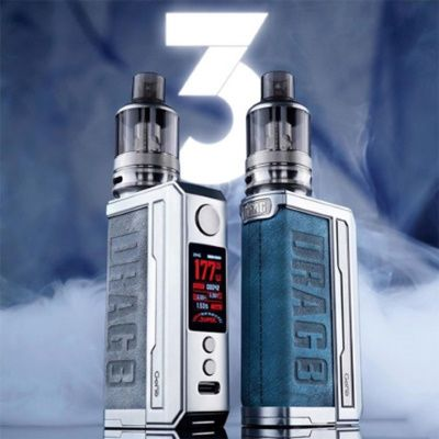 Test - Box - Drag 3 de chez Voopoo