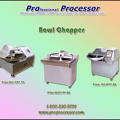 Shop the innovative Bowl Chopper from Pro Processor Store