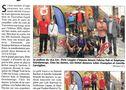 TOURRETTES sur LOUP - Trail - Laugier et Duhet sans conteste : l'article Nice-matin par Stéphane Giordanengo