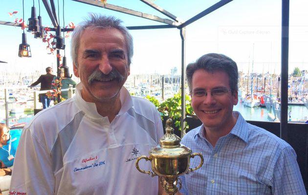 Le Jeanneau Sun Fast 3200 R2 ramène la Commodores' Cup en France après 10 ans d'absence !