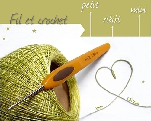 The serial crocheteuses n° 126