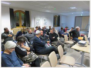 Saint André les Alpes : La réunion publique autour du PLUi éclaircit le projet