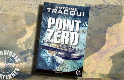 📚💬 ANTOINE TRACQUI - HARD RESCUE T1 POINT ZÉRO (2013)