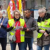 L'inspecteur du travail refuse ? Le ministre de Macron autorise le licenciement ! - Le blog de pcfmanteslajolie