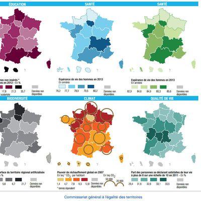 Nouvelles régions : les comparaisons (bis)