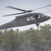 Trois militaires décèdent dans un crash d'hélicoptère en Tunisie