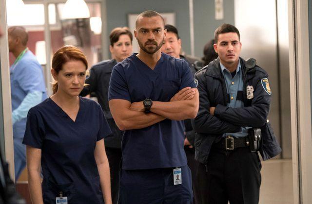 Critiques Séries : Grey's Anatomy. Saison 14. Episode 10.