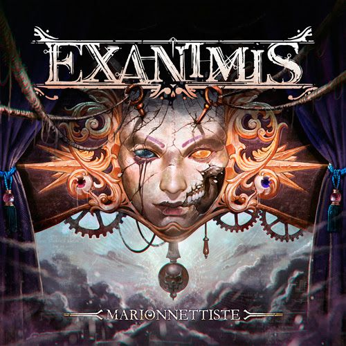 "Interview du groupe EXANIMIS pour son premier album ""Marionnettiste"""