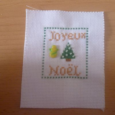 divers broderie