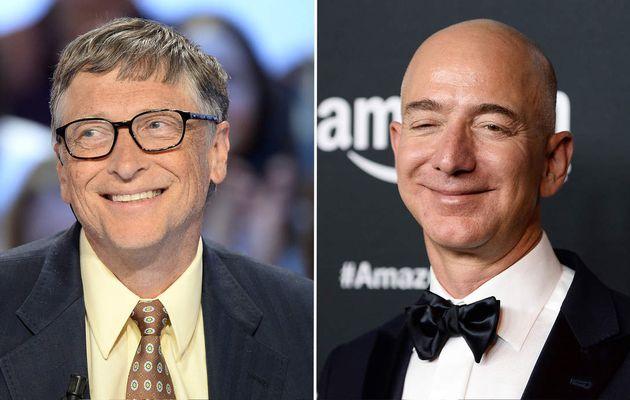 Bill Gates encabeza a Jeff Bezos como la persona más rica del mundo