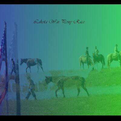 Lakota War Pony Race