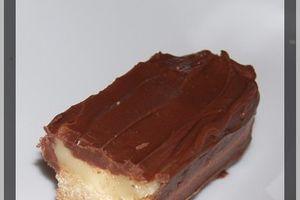 Barres sucrées au Chocolat et au Lait