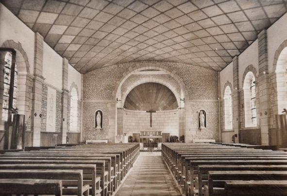 Eglise du Clerjus