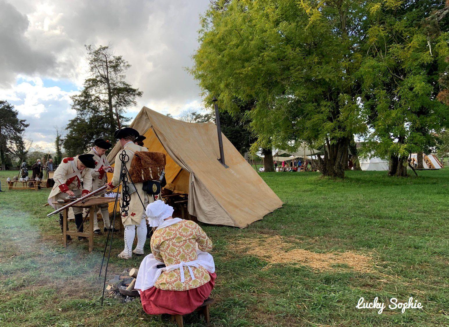 Sortie en famille au Fest'Ain d'Histoire