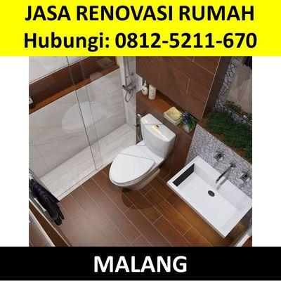 Telp 0812-5211-670, Jasa Pemborong Bangunan Malang