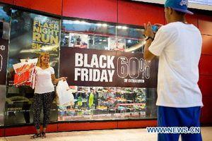 ''Black Friday'' Américain contre ''Double Eleven 11'' Chinois? Les signes d'un commerce global et hors frontières sont là.