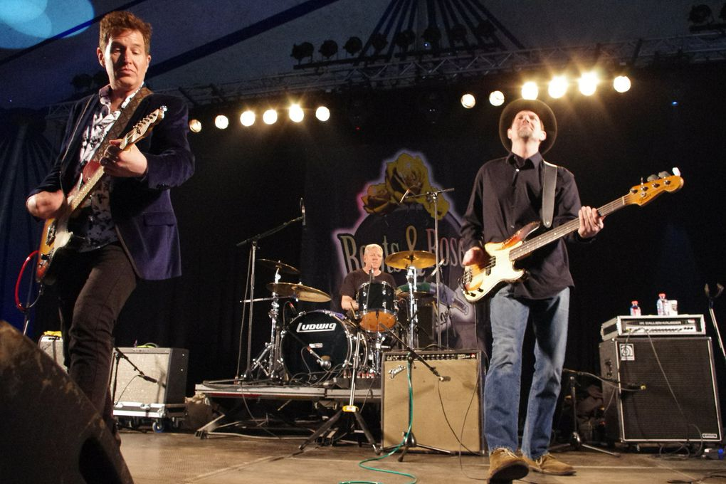 The Dream Syndicate - 1 mai 2014 - Roots & Roses festival, Lessines (B)