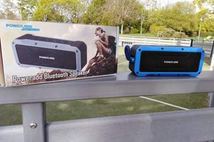 Enceinte Bluetooth PowerADD