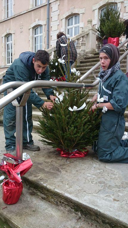 Décoration de Noel 2014