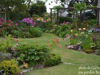 Le jardin de Keriel, un jardin d'alchimie