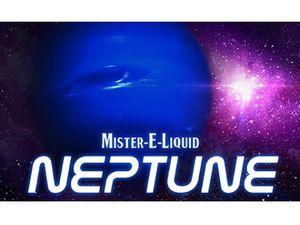 Test - Eliquide - Neptune, Saturn et Jade Tiger de chez Mister E-liquid