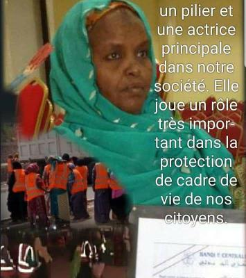 """AFEPE LANCE L' INITIATIVE  """"TADJOURAH-VILLE PROPRE"""""""