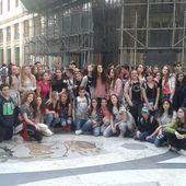 Séminaire en Italie ... 80 jeunes européens très heureux! - Cultivons l'Europe