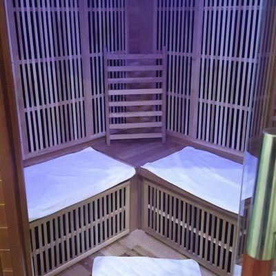 Le sauna infrarouge , c'est quoi ?