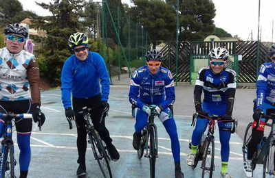 Stage Lalonde les Maures 1