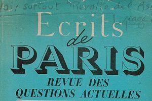 Écrits de Paris