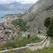 Monténégro - Parc de la Forteresse de Kotor - LANKAART