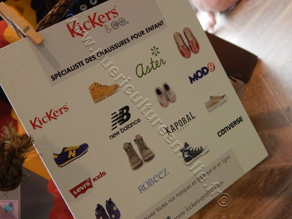 KICKERS AND CO