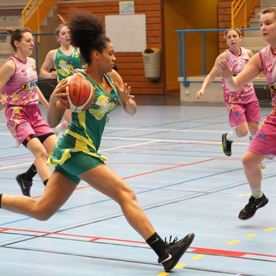 On reverra l'ALVP Basket feminin une saison encore en NF3