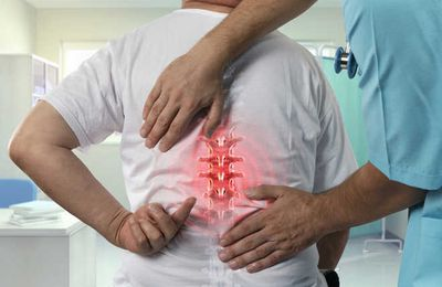 Disc Problem, Spondylitis And Tuberculosis Of Spine